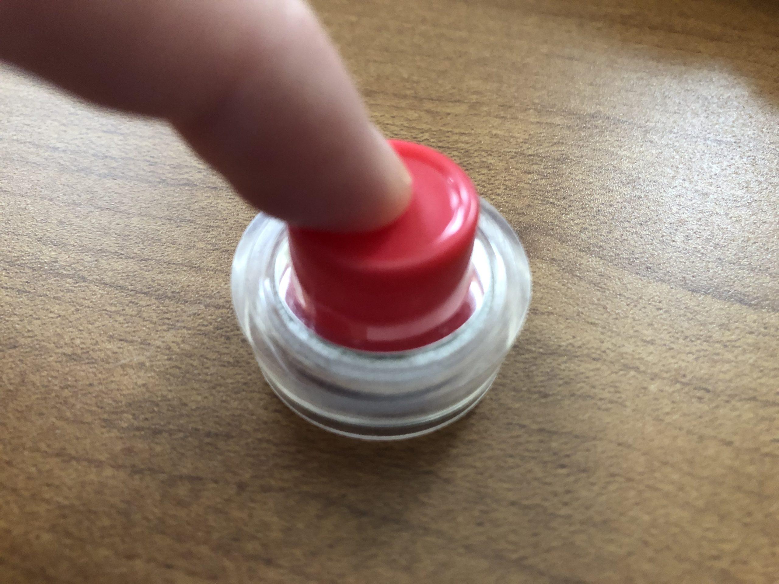 くるみボタン作り方ステップ5