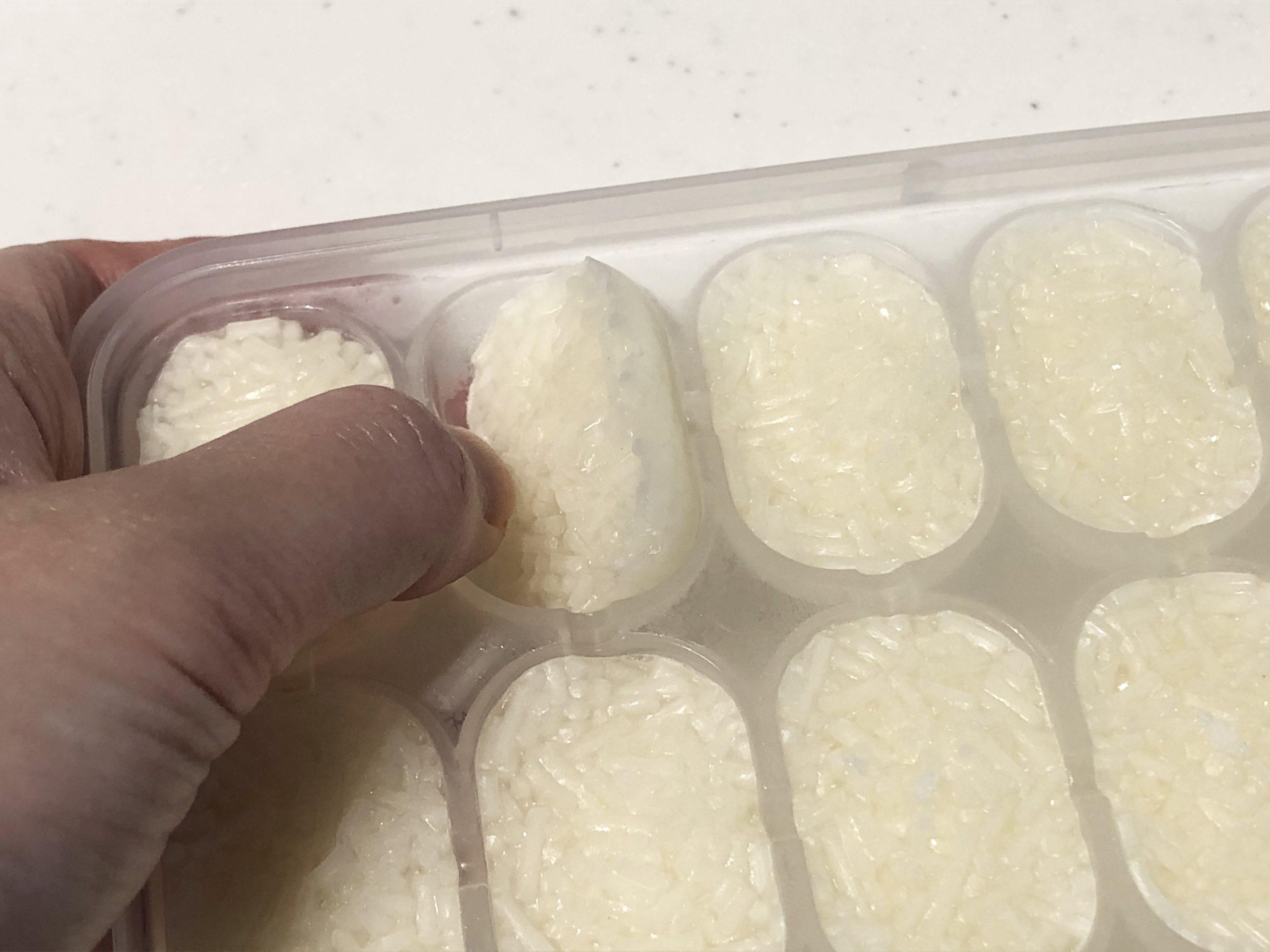 スケータ離乳食冷凍保存トレーレビュー2